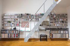 606 - Universal Shelving System von Dieter Rams modern-wohnbereich