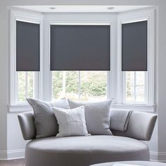13 Best Blinds For Bay Windows Images Window
