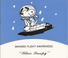Clip art: Snoopy and science