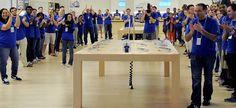 Apple abre oportunidades de empregos no Brasil