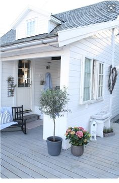 Summer Porch - set inspiration