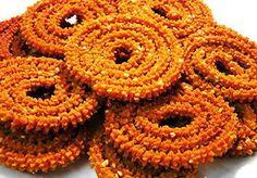 चकली | Chakali