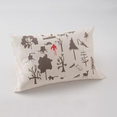 Makelike Forest Pillowcase / Schoolhouse Electric & Supply Co.