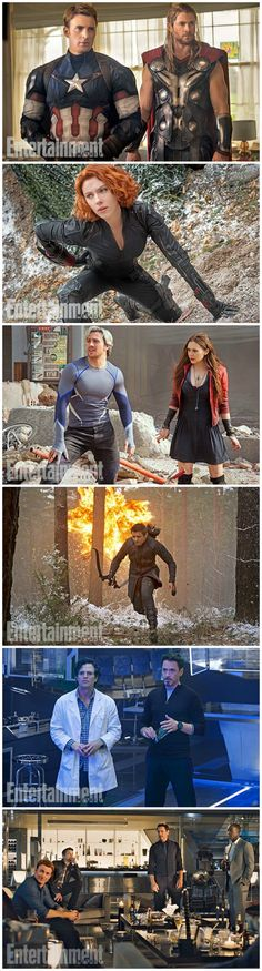 Age of Ultron set photos! These make me so happy. :D :D :D << UNDERSTATEMENT OF THE CENTURY.