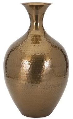 Jaymee Tall Urn Copper Urn Available at lady buildershops.com for $86.