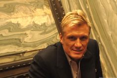An evening with Dolph Lundgren at The London Film Museum by Craig Grobler, via Flickr