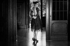 body: Ones, dress: Krzysztof Janas fot. Borys Makary Stylisation: MHSHOWROOM for OE INDUSTRY