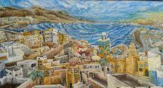 Tableau maroc peintures salomé