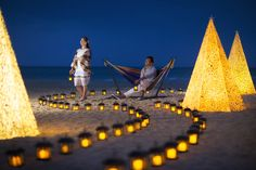 珊瑚のツリーでロマンティックX'mas「星野リゾート リゾナーレ小浜島」