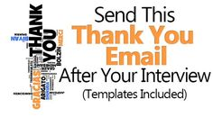 gives you some great sample interview thank you letter templates. Mike explains why you need to send a thank you email after interview . Thank You Letter Template, Letter Templates, Interview Thank You Letter, Thank You Email, Job Work, Free Email, Explain Why, Earn Money