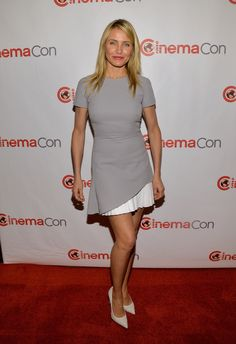 Cameron Diaz - 20th Century Fox's Special Presentation Highlighting Its Future Release Schedule during CinemaCon in Las Vegas 27 March 2014