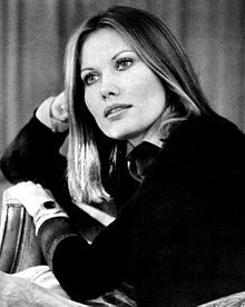 Maud Solveig Christina Wikström (born 12 February 1945), known professionally as Maud Adams, is a Swedish actress, known for her roles as tw...