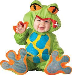 Frog Baby Halloween Costume