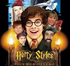 Harry youre a wizard