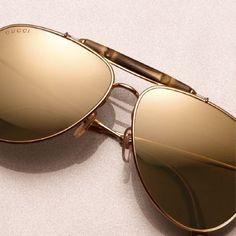 Gucci GG2235/N Gold Plated BAMBOO Sunglasses http://eye-candy.co/collections/gucci-sunglasses/products/gg2235-n