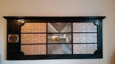 Country Rustic Headboard, Reclaimed Wood, 4×6 Photo