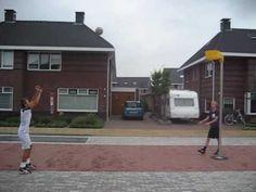 Korfbal moves