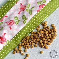 Hobby di Carta - Il blog: Ispirazione cucito: Noccioli di ciliegia tuttofare!