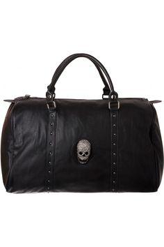 Skull Weekender in BLACK #1035 - colette by colette hayman