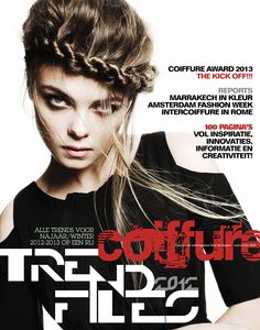 Cover Coiffure, my own work