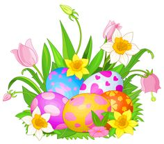 images of easter decoration png clipart | Gallery Free Clipart Picture… Easter Pictures PNG Easter Eggs and ...