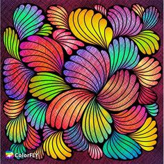 The #colorful stuff will make your life great  ----------------- Let more people see your masterpiece   Tag/DM me or #colorfly #colorflyapp #colorflyart to spread your art. ----------------- #freeapp #coloringapp #pigmentapp #adultcoloringapp #coloring #coloringbook #coloringbookforadults #coloringbooks #coloringpages #coloringtime #adultcoloring #stressfree #stressrelief #colorfy #colorfyapp #picoftheday #recolor #fun #colortherapyapp #art #love #塗り絵 #ぬりえ #painting #cute #sea