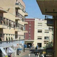 Asmara around Impero