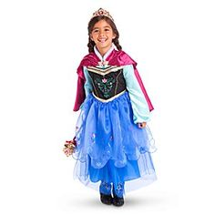 Disney Anna Costume Collection for Kids | Disney Store