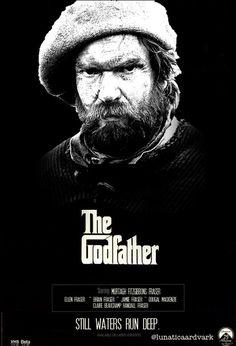Murtagh, the godfather of Jamie Fraser