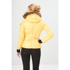 Manteau sans Manche de Sport Femme Jaune Jaune Taille Unique Ueasy Maillot de Corps