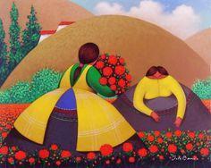 floristas, by jose de la barra