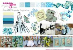 Emerald&Turquoise Inspiration