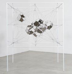 Tomás Saraceno at Tanya Bonakdar Gallery, New York, NY, 2015