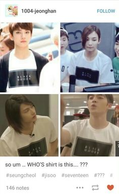 IKR, who's shirt is that?!