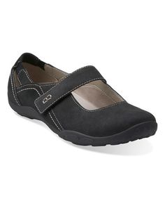 This Black Haley Luna Mary Jane is perfect! #zulilyfinds-Clarks Shoe Sale on Zulily
