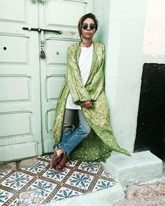 Meet the Designer Using Caftans to Bridge Morocco With the West