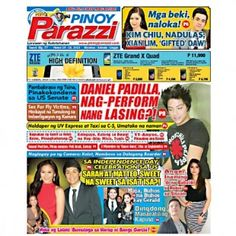 Pinoy Parazzi Vol 6 Issue 77 June 14 – 16, 2013 http://www.pinoyparazzi.com/pinoy-parazzi-vol-6-issue-77-june-14-16-2013/