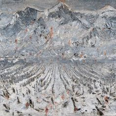 Anselm Kiefer - Einschüsse (2010)