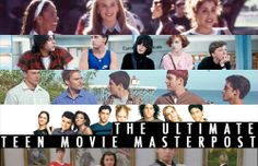 babyilaichit:  ULTIMATE TEEN MOVIE MASTER LIST 1950s - 1970sRebel Without a Cause (1955)Grease (1978) 1980sGrease 2 (1982)The Outsiders (198...