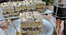 Ala piecze i gotuje: Ciasto mocca z orzechami Lemon Cheesecake Recipes, Chocolate Cheesecake Recipes, Keto Cheesecake, Happy Foods, Mocca, Cake Cookies, Baking, Ethnic Recipes, Cakes