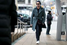 The Best of New York Fashion Week Street Style | Day 1 | The Imprint
