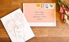 Letterpress Wedding Invitations Melbourne Australia | Saint Gertrude Design & Letterpress