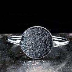 Photo Jewelry, Jewelry Art, Art Necklaces, Greek Jewelry, Minoan, Geometric Necklace, Sterling Silver Cuff Bracelet, Leaf Earrings, Wearable Art