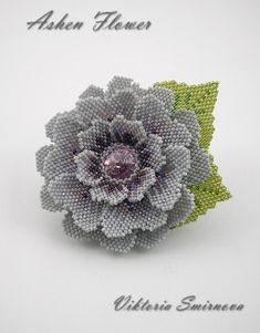 Альбом пользователя Умка: Брошь Пепельный цветок ( Ashen Flower)
