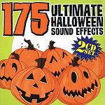 175 Ultimate Halloween Sound Effects. Title : 175 Ultimate Halloween Sound Effects. Artist : The Hit Crew. Label : Turn Up the Music.