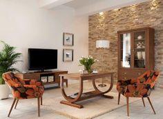 Salon z kol. Diana/ Fameg. Living room - col. Diana from Fameg/ Elizabeth Interiors