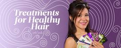 Linda ~ Treatments for Healthy Hair    http://www.marlaydrive.com/how-to-tips-for-healthy-shiny-hair.html
