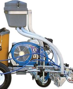 Graco LineLazer Road & Line Marking Machine Heavy-duty Airless professional road marking equipment, delivering precise and consistent lines. Road Markings, Markers, Paint Sprayers, Beads, Productivity, Gun, Pattern, Products, Beading