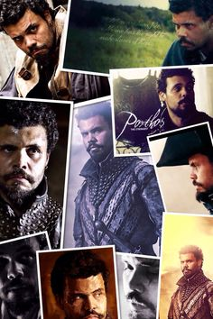 Reasons to watch The Musketeers umm I can think of one!