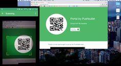 Portal Wifi File Transfers – Günün Android Uygulaması #android #apps #portal